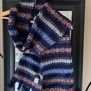 Jcrew lambs wool scarf